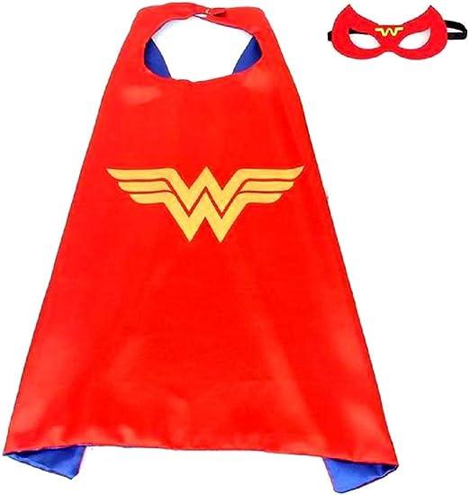 HOUSE CLOUD Capa de superhéroes Niños Disfraz Super Hero Carnaval ...