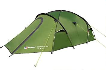 Berghaus Gr&ian 2- Man Tent Green One Size  sc 1 st  Amazon.com & Amazon.com : Berghaus Grampian 2- Man Tent Green One Size ...