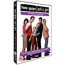 Two Guys and a Girl (Complete Season 3) - 4-DVD Set