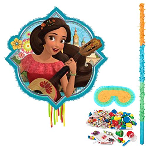 BirthdayExpress Elena of Avalor Party Supplies Pinata Kit by BirthdayExpress