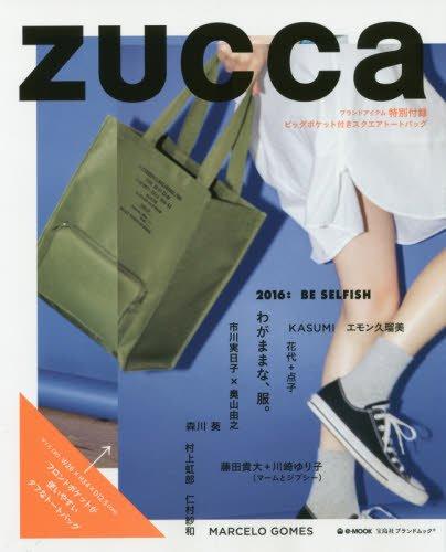 ZUCCa 2016 BE SELFISH 画像 A