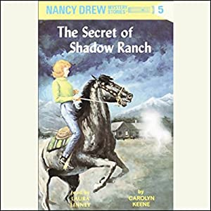 The Secret of Shadow Ranch Hörbuch