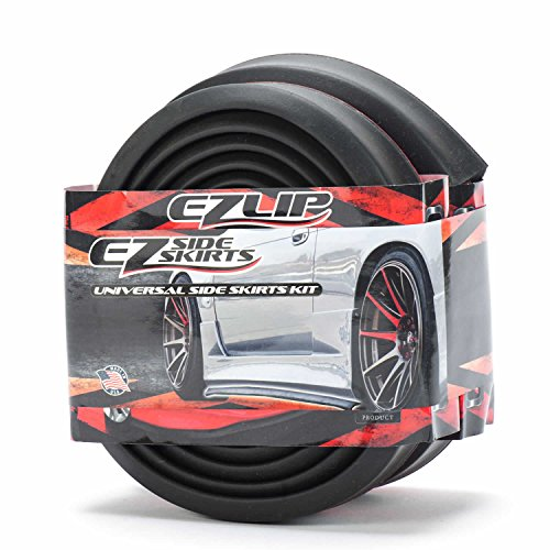 Tour Code Carbon (EZ Side Skirts Universal Rocker Panel Ground Effects Kit & Protector)