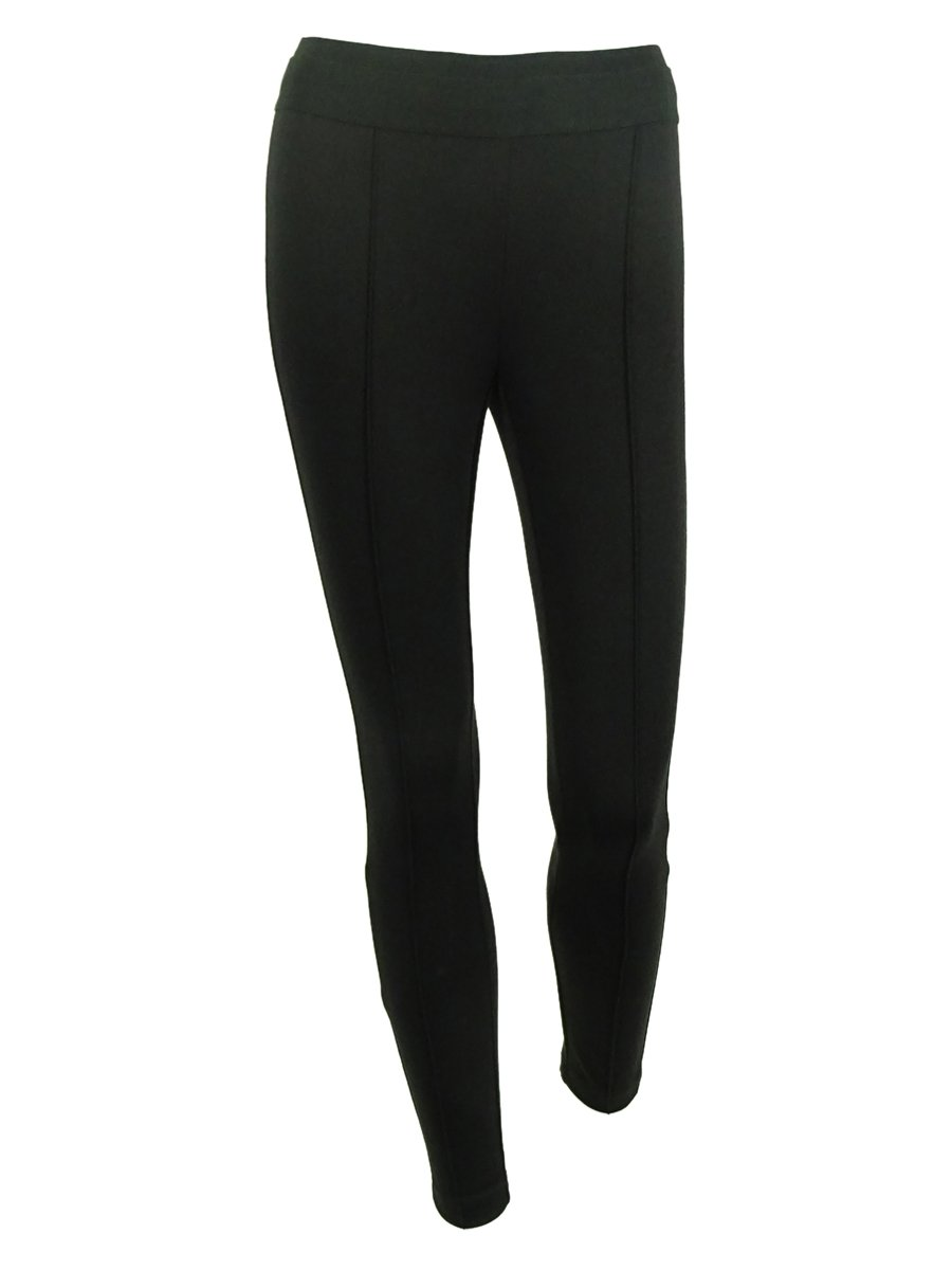 Style&co. Petite Double-Elastic Ponte-Knit Leggings