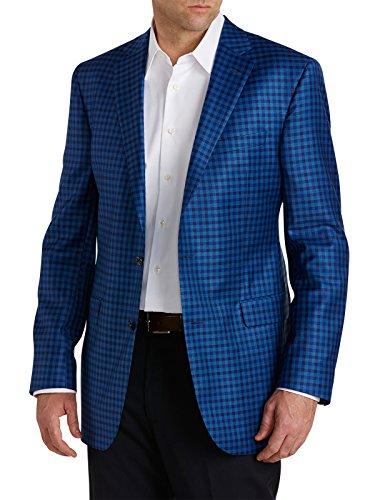 Big-Tall-Gingham-Wool-Sport-Coat