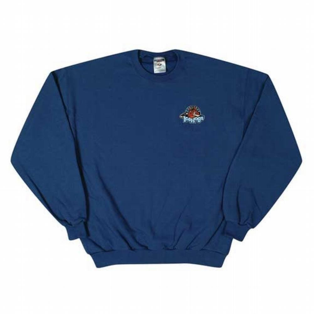 Rockford Icehogs Embroidered Logo Youth Sweatshirt