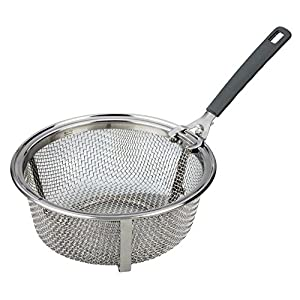 Le Creuset 5 1/2 Quart Stainless Steel Fry Basket