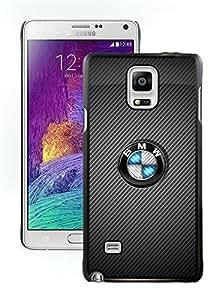 Samsung Note 4 Case,BMW 8 Black For Samsung Note 4 Case