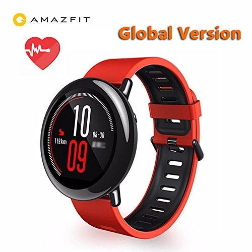 AMAZFIT Xiaomi Huami Smart Reloj Deportivo Bluetooth Música: Amazon.es: Electrónica
