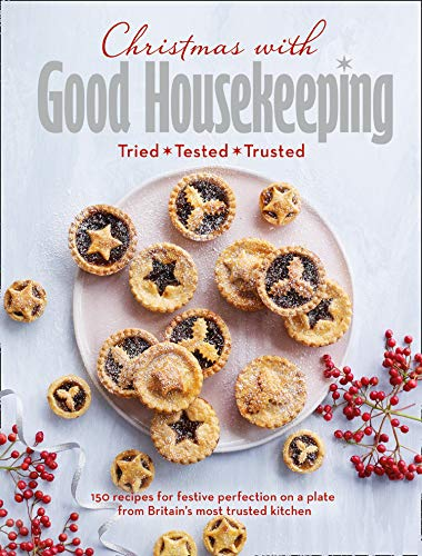 Christmas with Good Housekeeping by Good Housekeeping