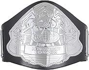 UFC Men's Pride Replica Belt, Black/Silver, One