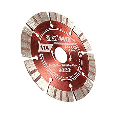 Professional Circular Diamond Saw Blade Diamond Cutting Wheel Max 3000m//s