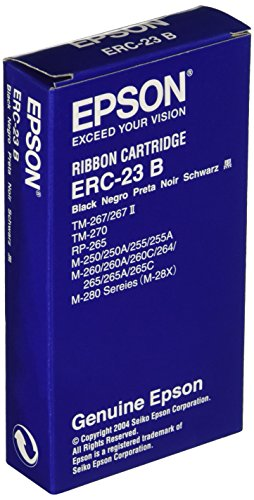 - EPSERC23B - Epson Ribbon Cartridge