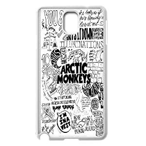 High quality Arctic Monkey band, Arctic Monkey logo, Rock band music protective case cover For Samsung Galaxy NOTE3 Case Cover LHSB9716849