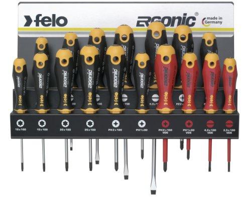 Felo 00040091743 Ergonic XXL-Rack Serie 400, 17-teilig