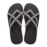 Best Arch Support Flip Flops - CIOR Women's Flip-Flop Flat Sandals with Arch Support Review