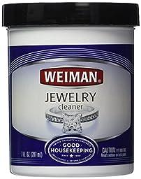Weiman Jewelry Cleaner, 42 oz