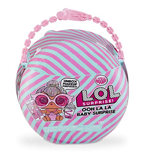 L.O.L. Surprise! Ooh La La Baby Surprise- Lil Kitty Queen