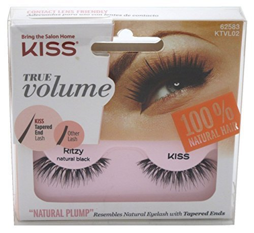 Kiss True Volume Lashes -Ritzy (6 Pack)