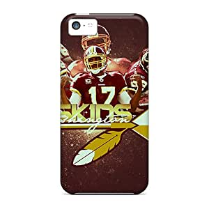 Xhe2514LJqY Faddish Washington Redskins Case Cover For Iphone 5c