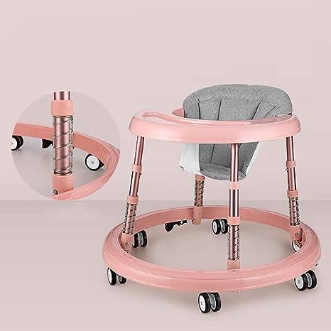 Andador Para Bebés Trolley Para Caminar Anti-o-piernas Rollover ...