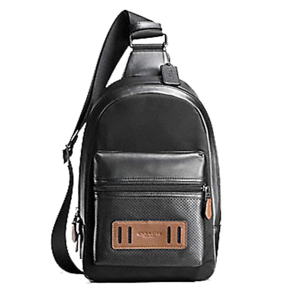 Coach Terrain massenger pack in black 56877