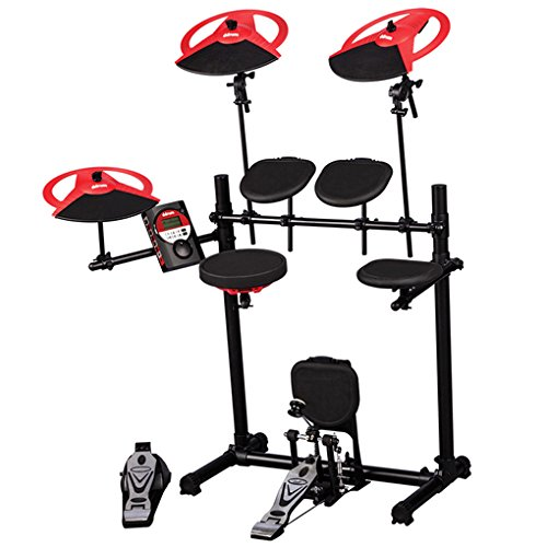 Ddrum DDBETA XP – Beta Electric Drum Kit – Compact, Quiet, and Economical – For Small Living Spaces
