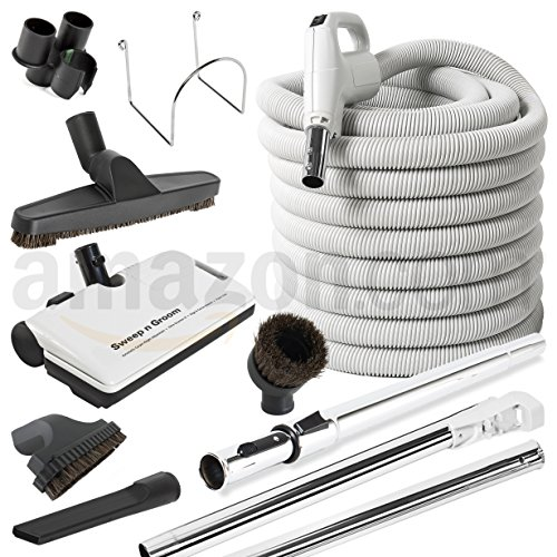 30' Deluxe Central Vacuum Accessory kit ()