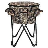 Portable Collapsible Stand-up Cooler 40-can Camo