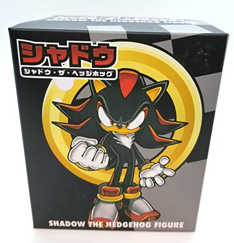 Shadow The Hedgehog Figure - Japanese/Loot Anime Exclusive - Not In - Store Animas