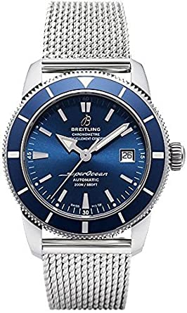 f1684831fbe Image Unavailable. Image not available for. Color  Breitling Aeromarine  Superocean Heritage 42 Mens Watch ...