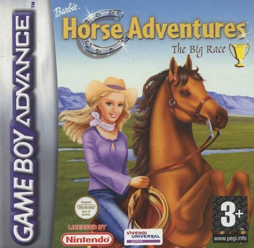 Barbie Horse Adventure (GBA)