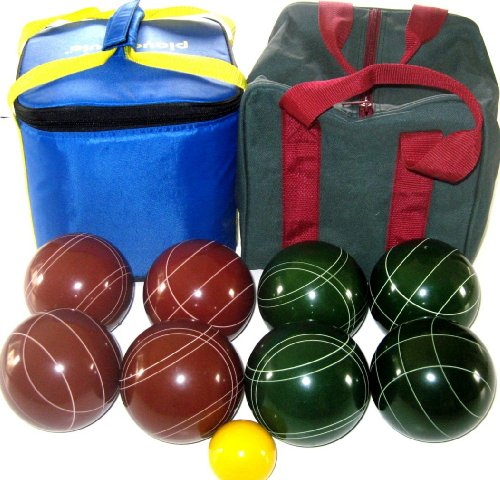 Special - Day and Night Bocce Ball Set combo. by Church