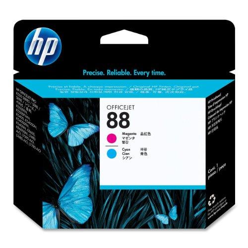 HP 88 Magenta & Cyan Original Printhead (C9382A)