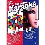 Mes Soirées Karaoké Années 80 (2 DVD - Chanson Française & Internationale)