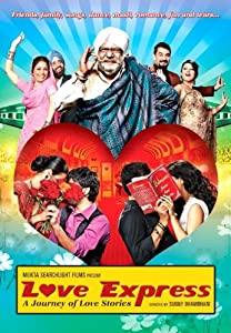 Amazon.com: Love Express (2011) (Comedy - Romance / Hindi ...
