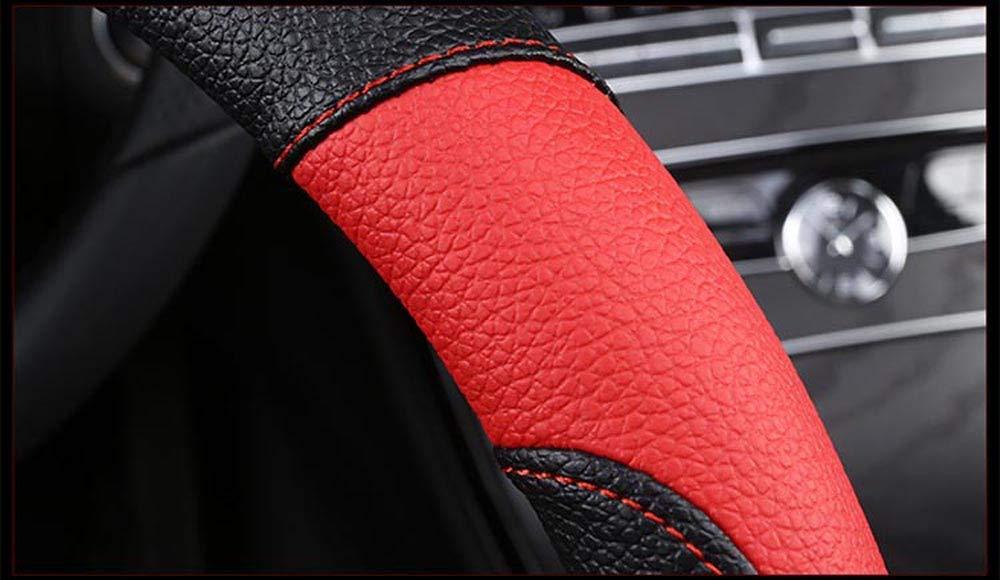 fodera antiscivolo in stile sportivo unisex in pelle Buona traspirabilit/à in poliuretano traspirante 38 cm coprivolante Arancia