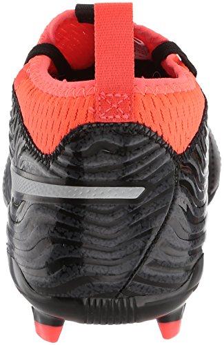 Black Soccer US PUMA One FG Shoes Men's 18 Silver 3 Red Blast M 11 HwOqrxO0X