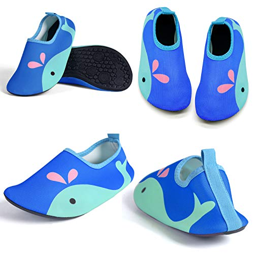 Womens Mens for Aqua Beach for Sport Socks Dry child Swim Yoga Quick Blisstime Outdoor Water Water Shoes Kids Blue Iq8P4Wtvw