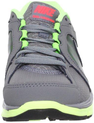 Scarpe Da Donna Nike Dual Fusion Running Grigio / Verde Chiaro Grigio / Verde Chiaro