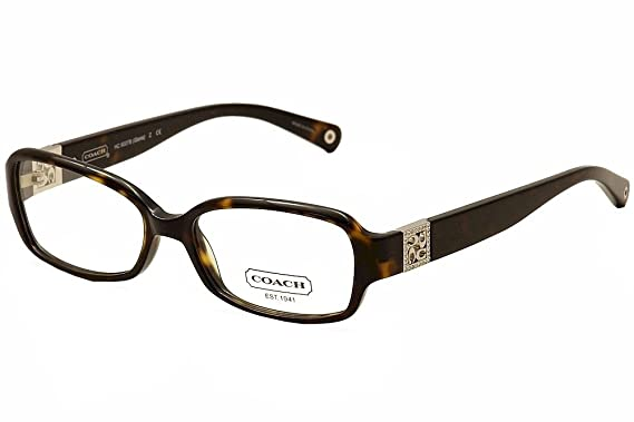 bc83e24a45962 Amazon.com  Coach Women s HC6007B Eyeglasses Dark Tortoise 54mm  Shoes