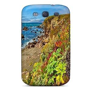 High Grade Mialisabblake Flexible Tpu Case For Galaxy S3 - Nice Sea View by Maris's Diary