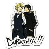1 X Durarara!! Izaya & Shizuo Sticker
