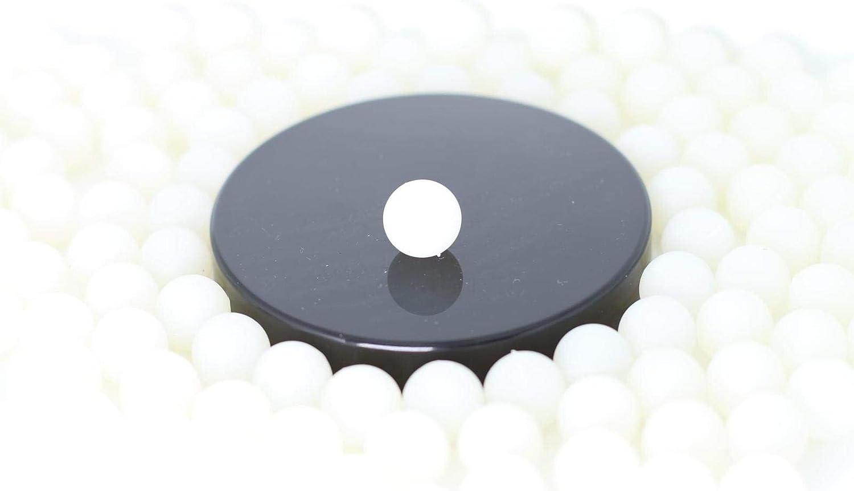 SSR 100 x Night Vision Fluorescent Silicon Rubber Balls Paintballs Glowing in The Dark in 43 Cal Palline di Gomma Paintball Che brillano al Buio in Calibro 43
