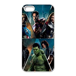 The Avengers HILDA0002730 Phone Back Case Customized Art Print Design Hard Shell Protection Iphone 5,5S