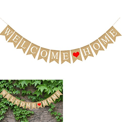 Ouinne Vintage Just Married Banner Wedding Decor Bunting Photo Booth Props Signs Garland for Reception Bridal Shower and Engagement