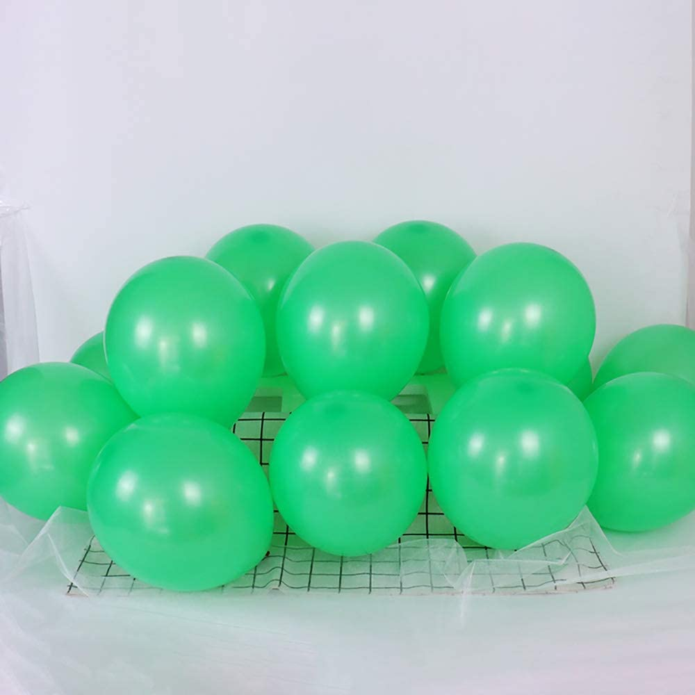 Pack of 200 Tim/&Lin 5 inch Dark Green Balloons Quality Small Dark Green Balloons Premium Latex Balloons Helium Balloons Party Decoration Supplies Balloons