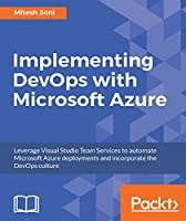 Implementing DevOps with Microsoft Azure Front Cover