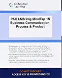 img - for LMS Integrated MindTap Business Communication, 1 term (6 months) Printed Access Card for Guffey/Loewy's Business Communication: Process & Product, 9th book / textbook / text book