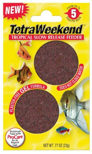 Tetraweekend 5-Day Feeder For Tropical Fish
